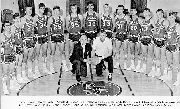 The 1967 Undefeated Florida State Junior College Champions